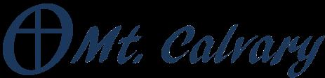 Mt. Calvary Lutheran School Sticky Logo Retina