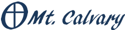 Mt. Calvary Lutheran School Sticky Logo