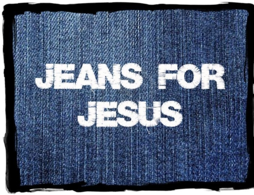 Jeans for Jesus