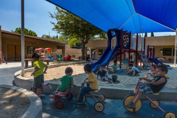Mt. Calvary preschool playground