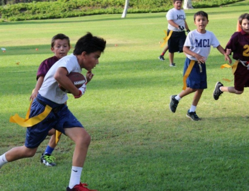 MCL JV Flag Football