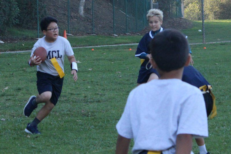 MCL flag football