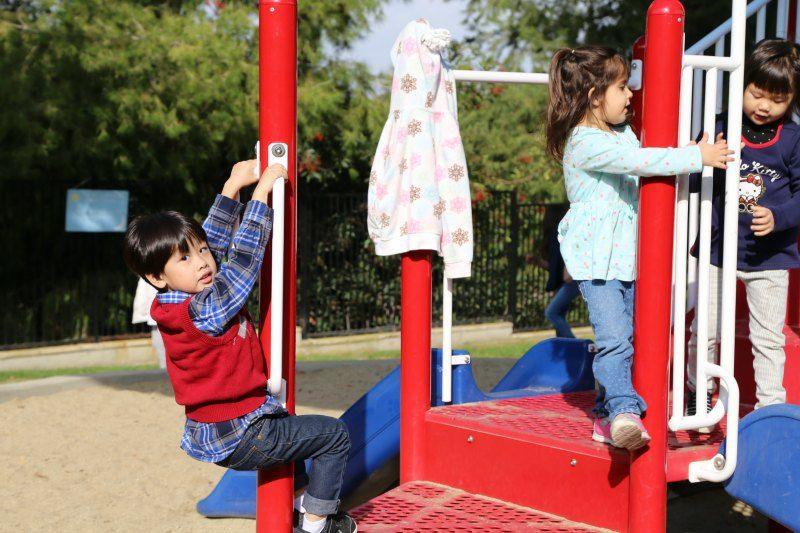MCL Preschool at Play