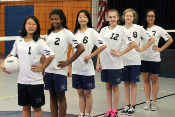 MCL Volleyball Team