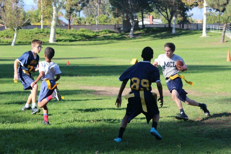 Mt. Calvary Lutheran Flag Football