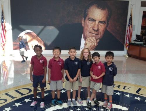 Nixon Library Field Trip