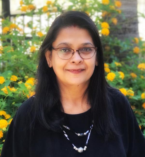 Sarmistha Chakraborty
